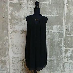 by & by sleeveless dress
